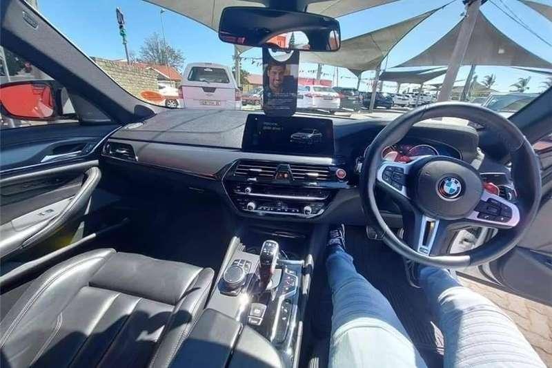 BMW M5 Sedan M5 M DCT (F90) 2018