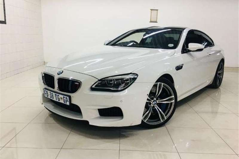 BMW M6 Coupe 2016