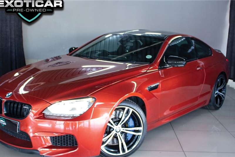 BMW M6 COUPE (F12) 2012