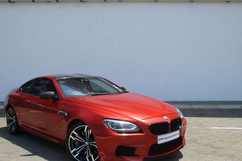 BMW M6 COUPE (F12) 2013