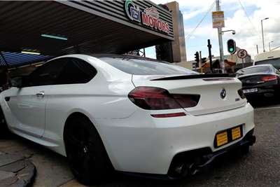 Used 2013 BMW M6 Coupe M6 COUPE (F12)