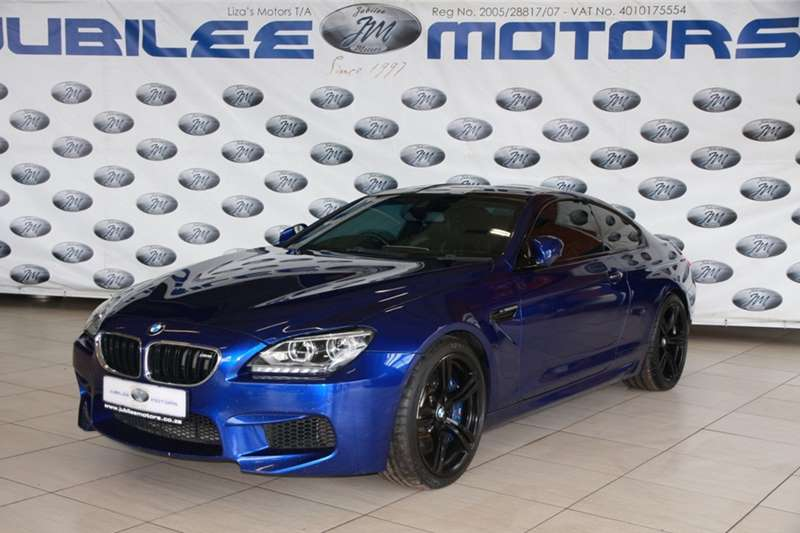 BMW M6 Coupe (F12) 2015