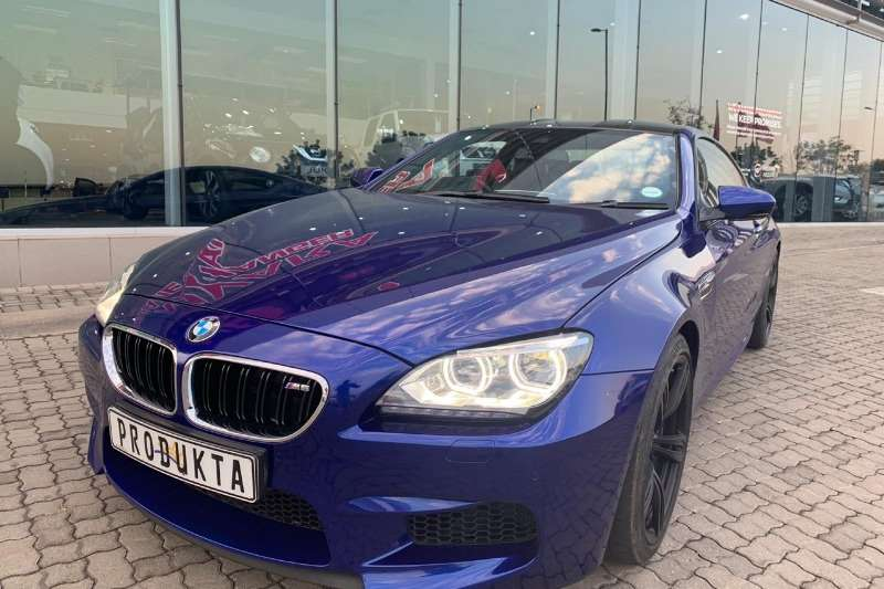 BMW M6 COUPE (F13) 2015