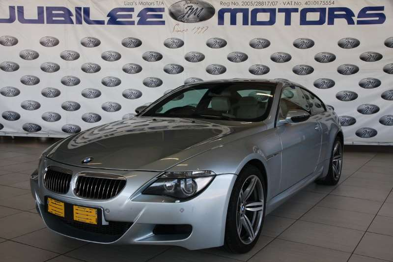 2009 BMW M6 COUPE (F12)