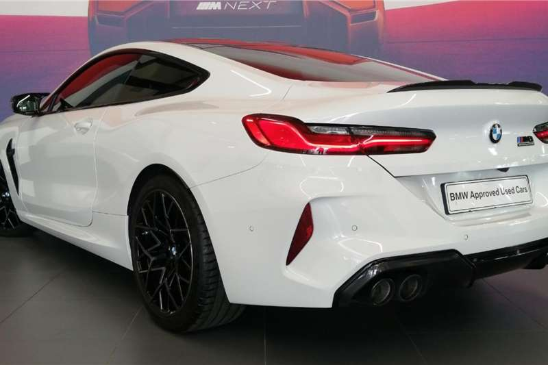 Used 2020 BMW M8 Coupe M8 COMPETITION (F92)