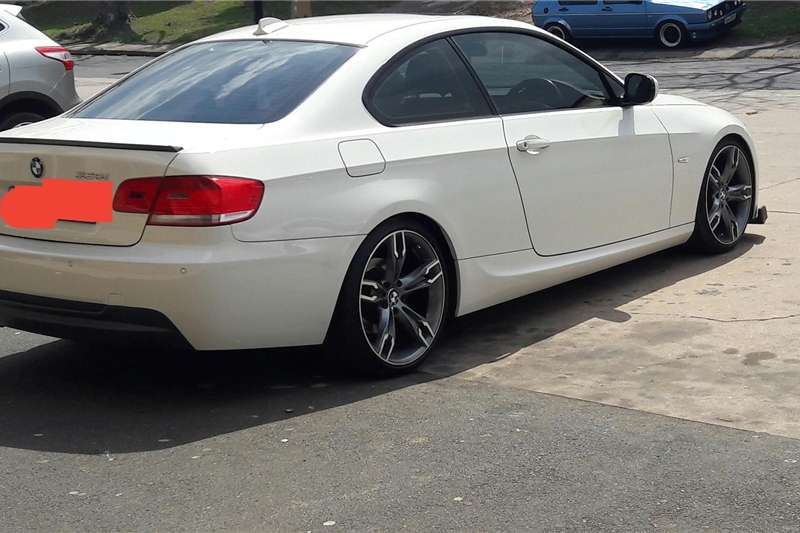 BMW MSeries 2012