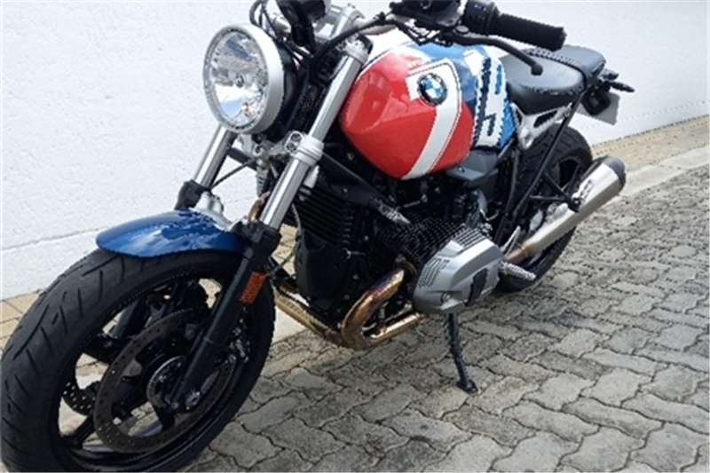 BMW R NINE T RACER 2020