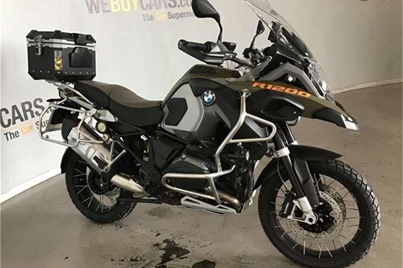 BMW R Series 2015