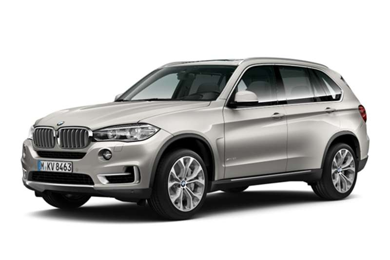 2014 BMW X series SUV X5 xDrive50i Exterior Design Pure Excellence