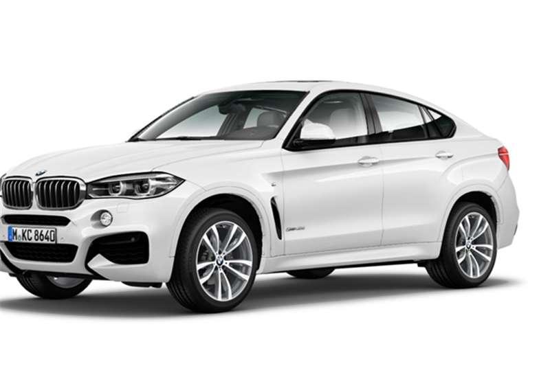 2017 BMW X series SUV X6 xDrive40d M Sport