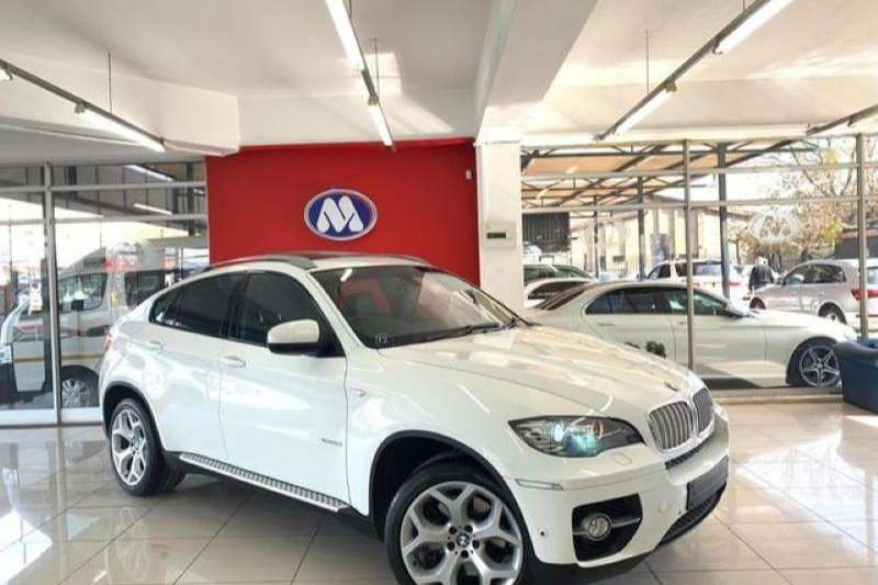 2011 BMW X series SUV X6 xDrive50i