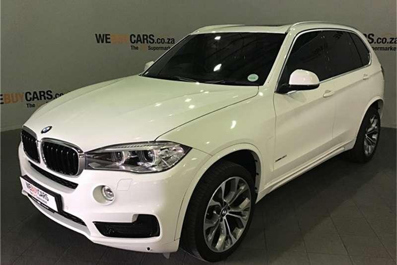 2016 BMW X series SUV X5 xDrive35i