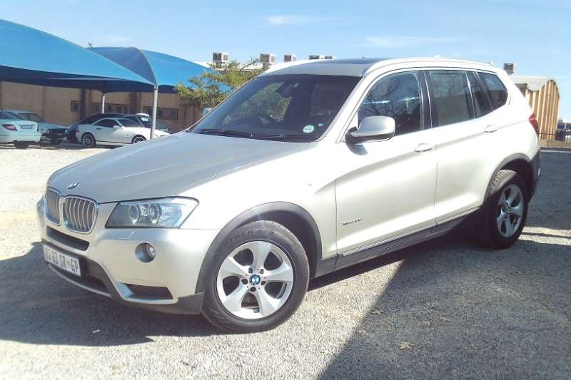 2011 BMW X series SUV X3 xDrive30d