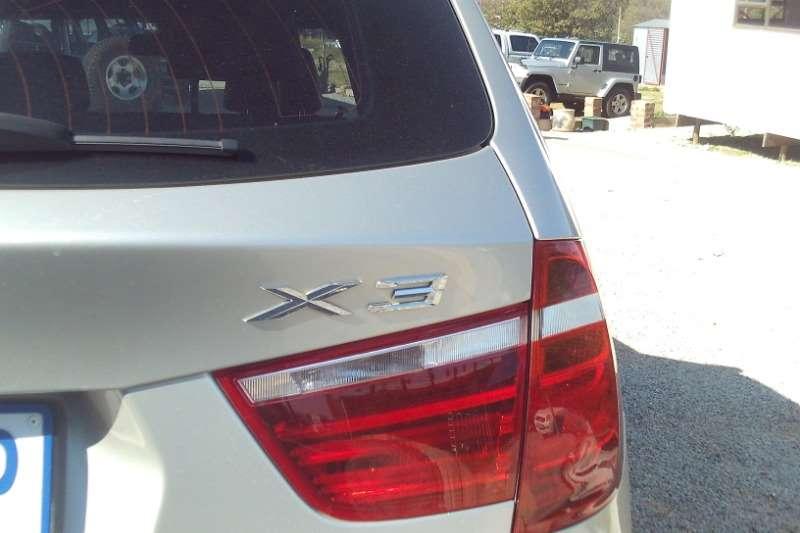 2011 BMW X series SUV X3 xDrive30d