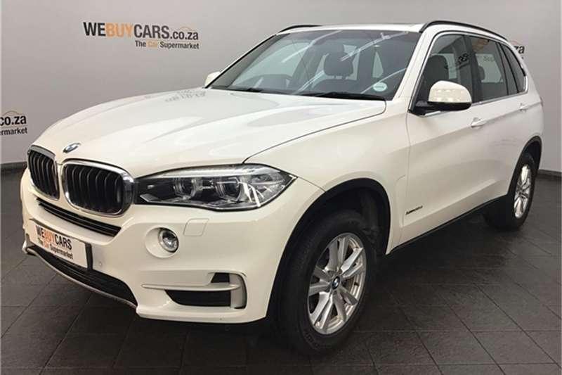 2014 BMW X series SUV X5 xDrive30d