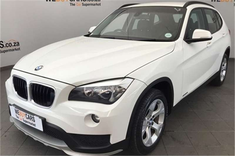 2015 BMW X series SUV X1 sDrive18i