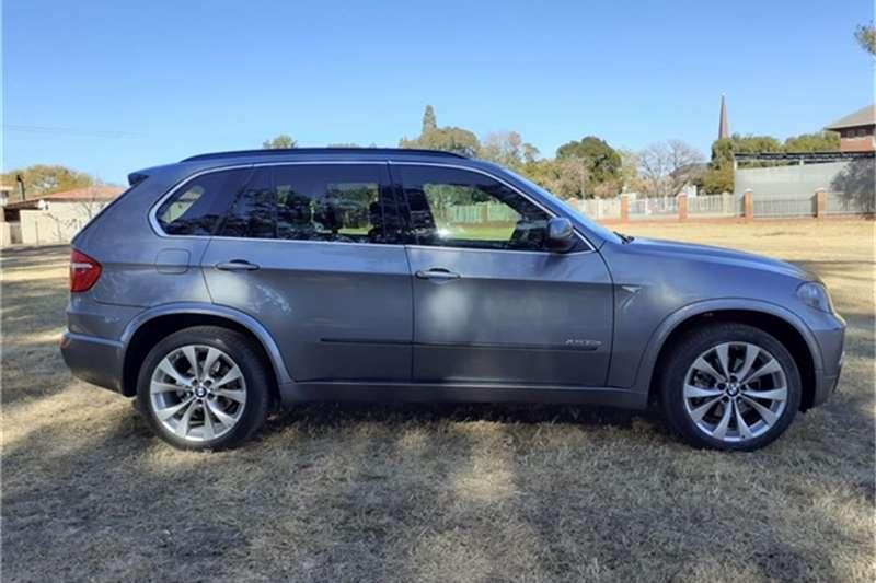 2010 BMW X series SUV X5 xDrive30d M Sport
