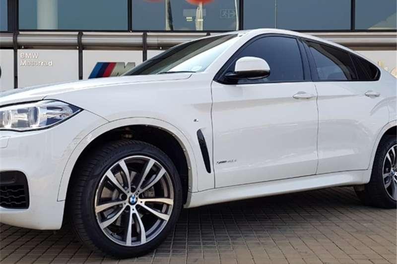 2016 BMW X series SUV X6 xDrive40d M Sport