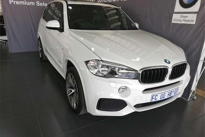 BMW X series SUV X5 xDrive30d M Sport