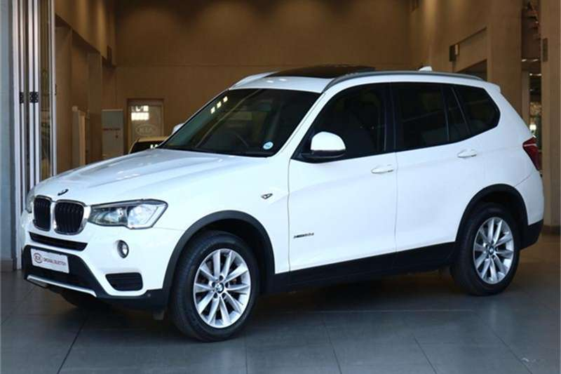 2017 BMW X series SUV X3 xDrive20d