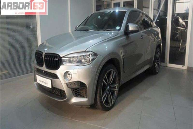 2015 BMW X series SUV X6 M
