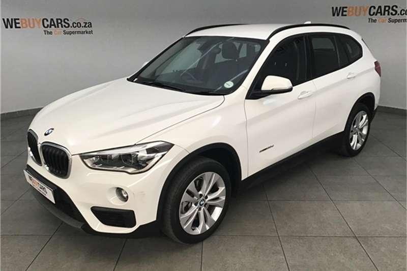 2017 BMW X series SUV X1 sDrive20d