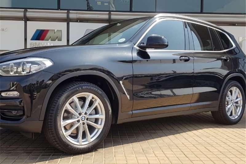 2019 BMW X series SUV X3 xDrive20d
