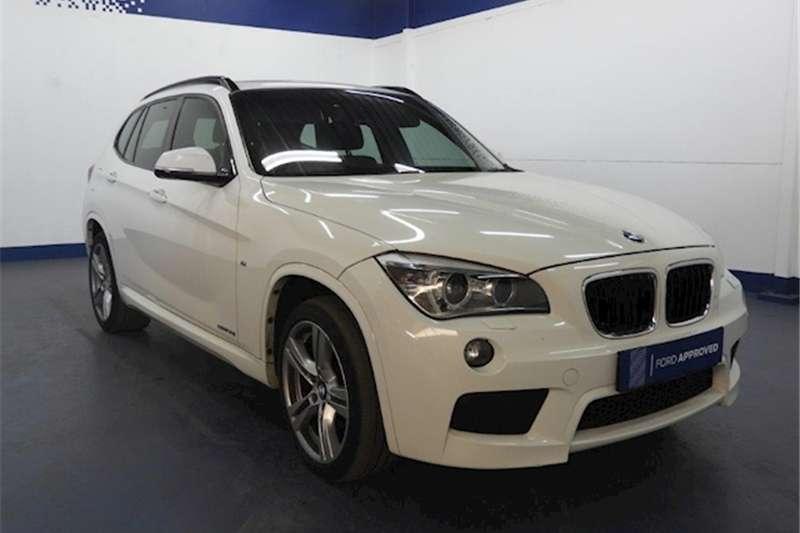 BMW X series SUV X1 sDrive18i M Sport auto