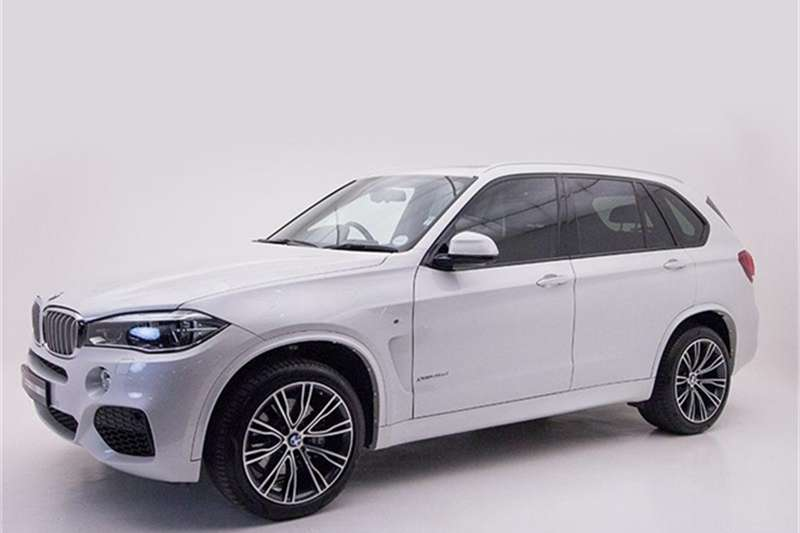 2018 BMW X series SUV X5 xDrive40d