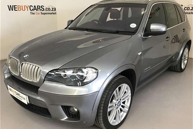 2010 BMW X series SUV X5 xDrive40d