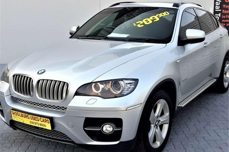 2009 BMW X series SUV X6 xDrive50i