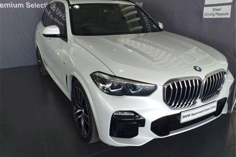 2019 BMW X series SUV X5 xDrive30d M Sport