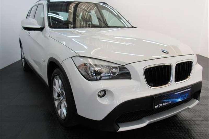 2012 BMW X series SUV X1 sDrive20i auto