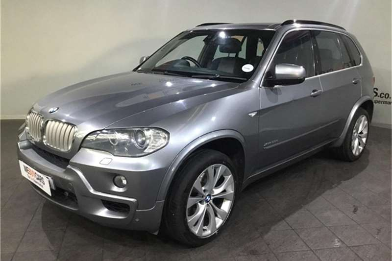 2010 BMW X series SUV X5 xDrive30d Exclusive