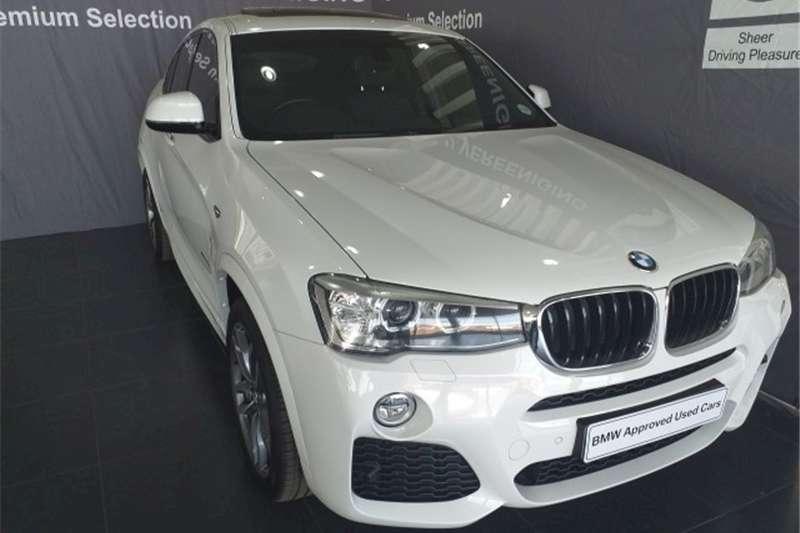 2015 BMW X series SUV X4 xDrive20i M Sport