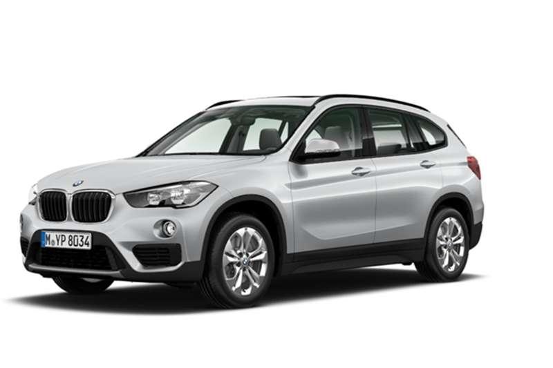 2019 BMW X series SUV X1 sDrive20d auto