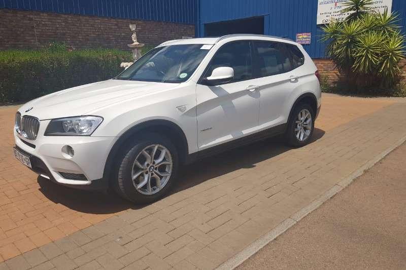 2012 BMW X series SUV X3 xDrive35i