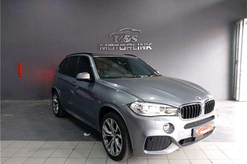 2014 BMW X series SUV X5 xDrive40d