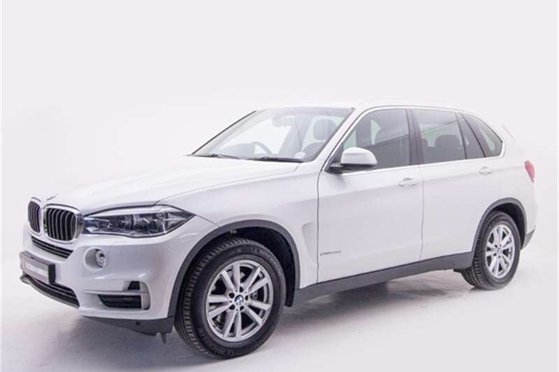 2018 BMW X series SUV X5 xDrive30d