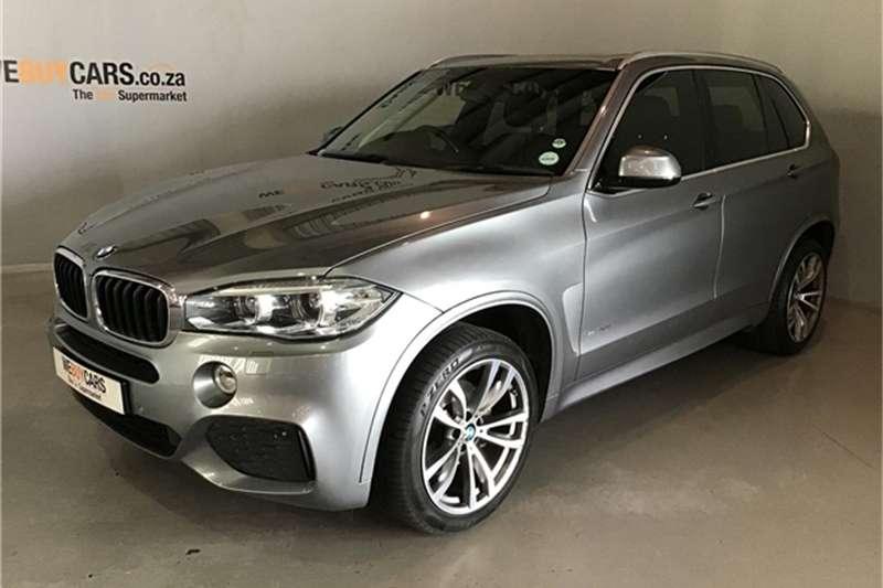 2015 BMW X series SUV X5 xDrive30d
