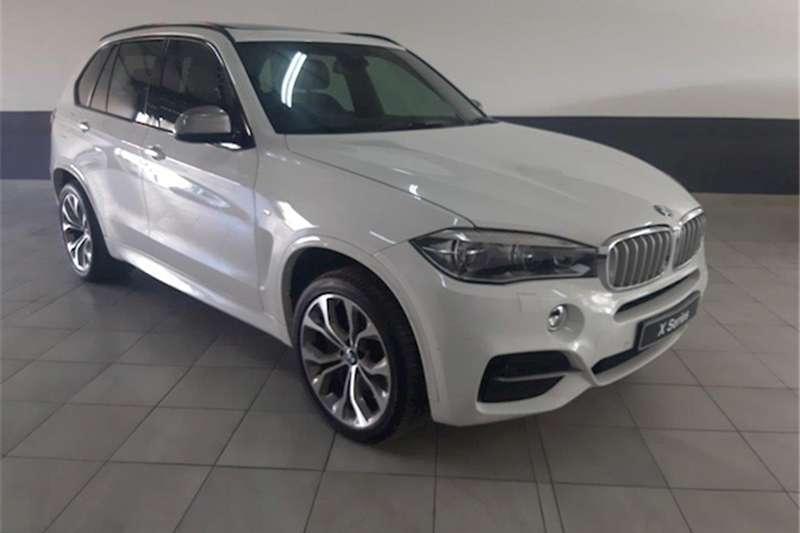 BMW X series SUV X5 M50d