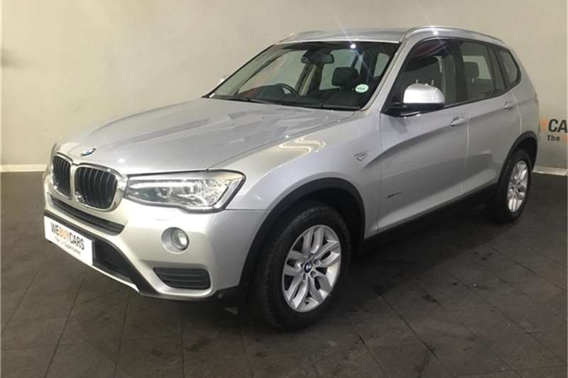 2014 BMW X series SUV X3 xDrive20d