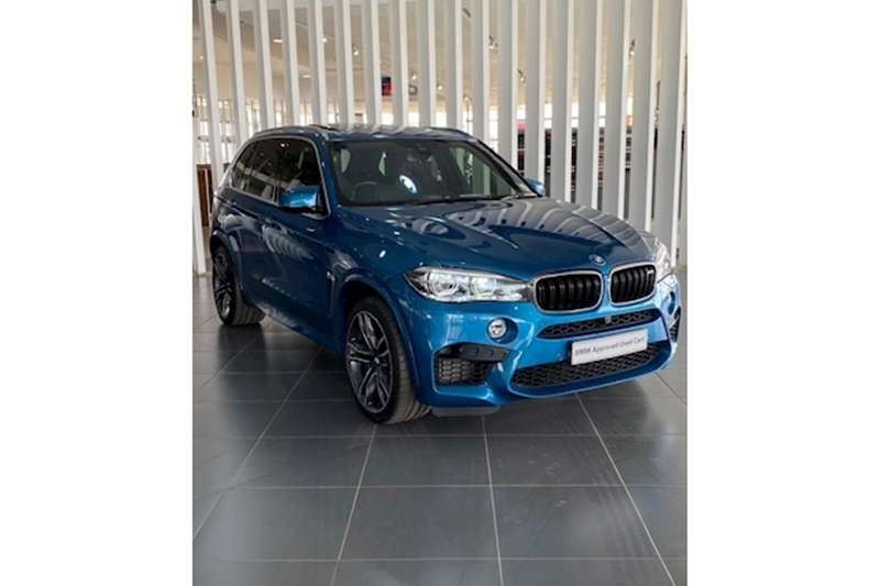 BMW X series SUV X5 M