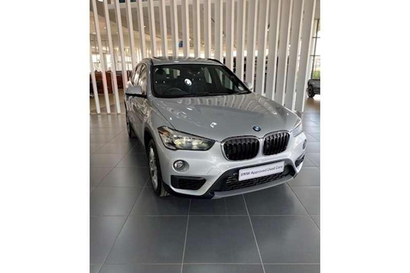 BMW X series SUV X1 xDrive20d auto