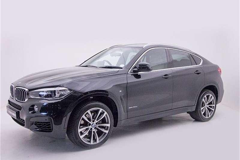 2018 BMW X series SUV X6 xDrive40d