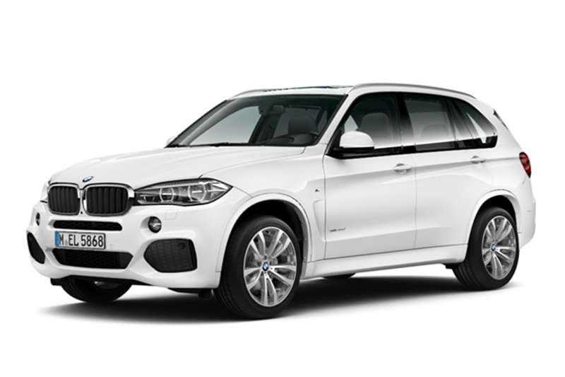2018 BMW X series SUV X5 xDrive30d M Sport