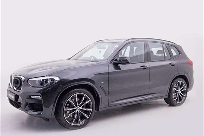 2019 BMW X series SUV X3 xDrive20d M Sport