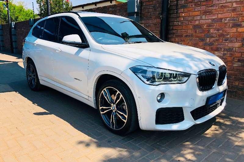 2017 BMW X series SUV X1 xDrive20d M Sport auto