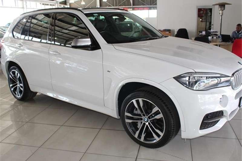 2015 BMW X series SUV X5 M50d