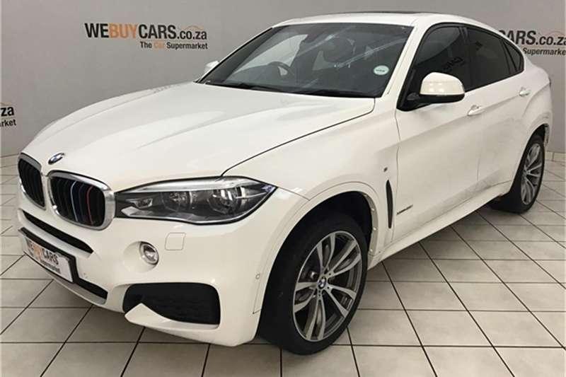 2015 BMW X series SUV X6 xDrive35i M Sport